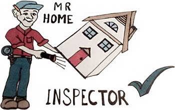 Mr. Home Inspector,Logo